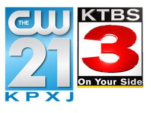 KPXJ Logo - Shreveport