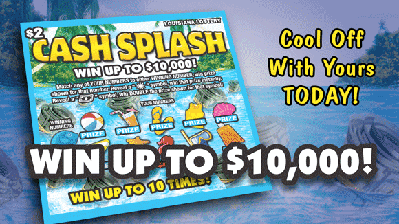 Cash Splash no script