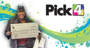 Dentra Boyd's Pick 4 winner photo